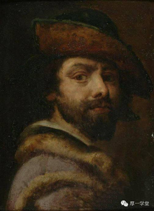 大师鲁本斯肖像作品欣赏